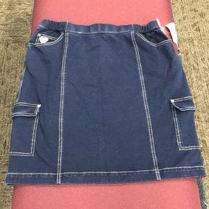 Quacker Factory Skirts - Dream Jeans by Quaker Factory